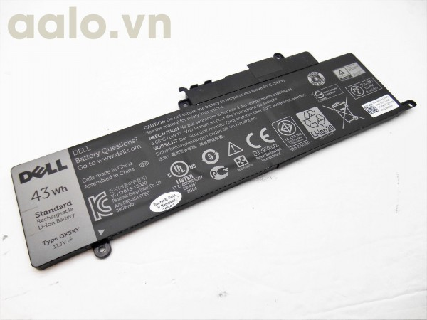 Pin Laptop Dell Inspiron 11-3147, 11-3148, 13-7347, 13-7348 , 13-7352 ZIN - Battery Dell