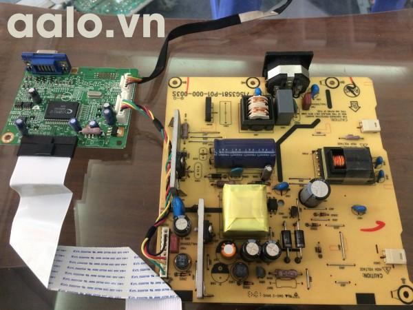Bo nguồn và tín hiệu HP em886A