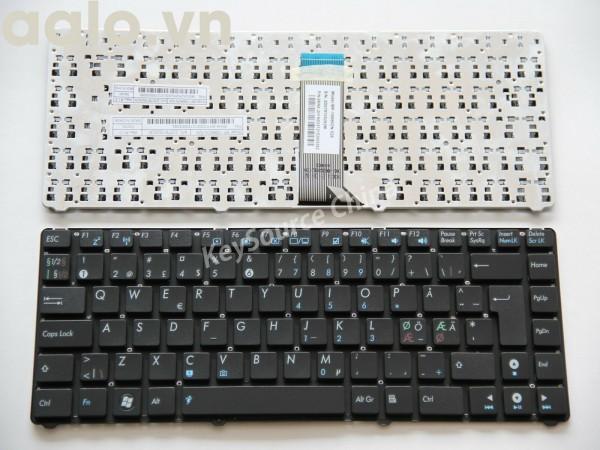 Bàn phím laptop Asus 1201N/1215