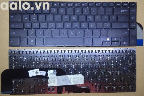 bàn phím laptop Asus x407