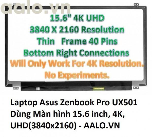 Màn hình laptop Asus Zenbook Pro UX501