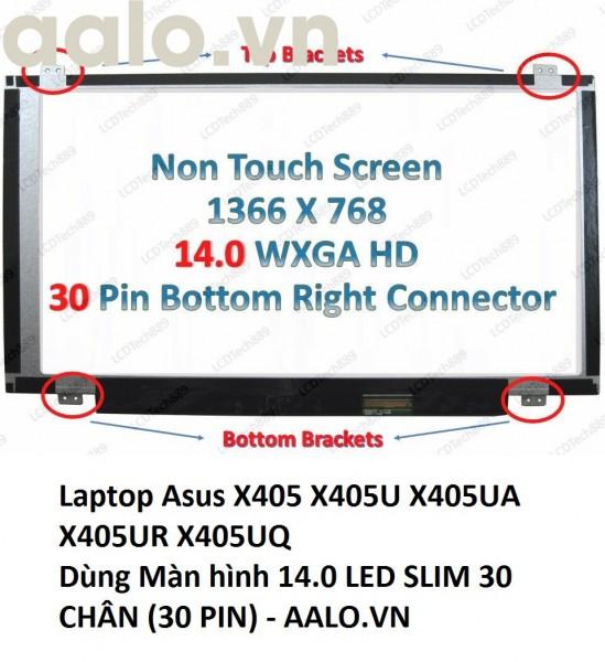 Màn hình laptop Asus X405 X405U X405UA X405UR X405UQ
