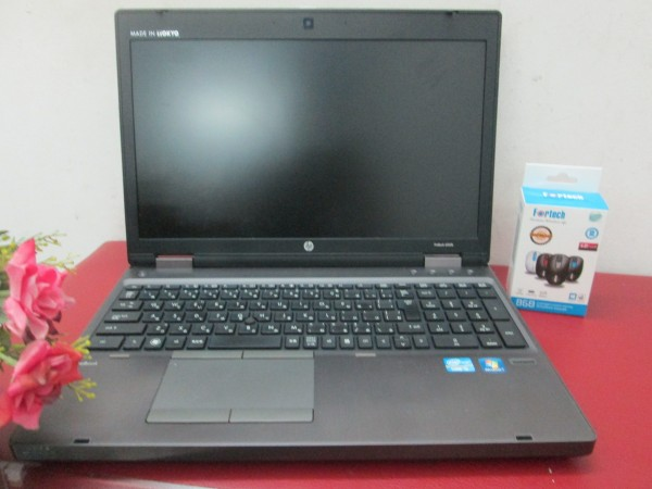 Laptop HP Probook 6560 cũ (Core i5 2520M, 4GB, 250GB, Intel HD Graphics 3000, 15.6 inch)