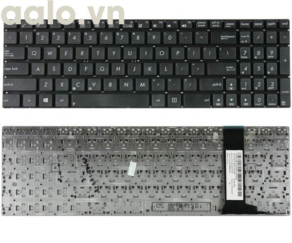 Bàn phím Laptop ASUS N56 N56D N56J N56I N56V N550 Q550