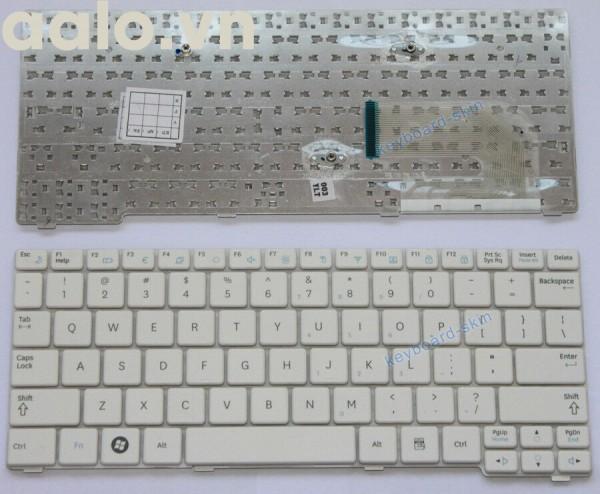 Bàn phím Netbook Samsung N148, NP-N148, N150, NP-N150, NB20
