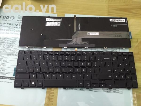 Bàn phím Laptop Dell Inspiron 3555 3558 3559 - Keyboard Dell
