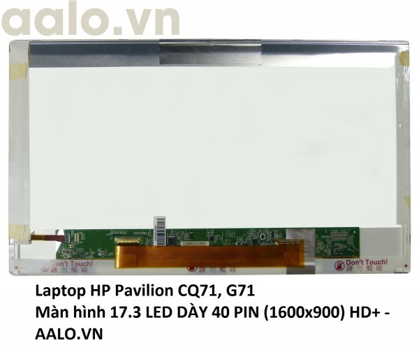 Màn hình Laptop HP Pavilion CQ71, G71