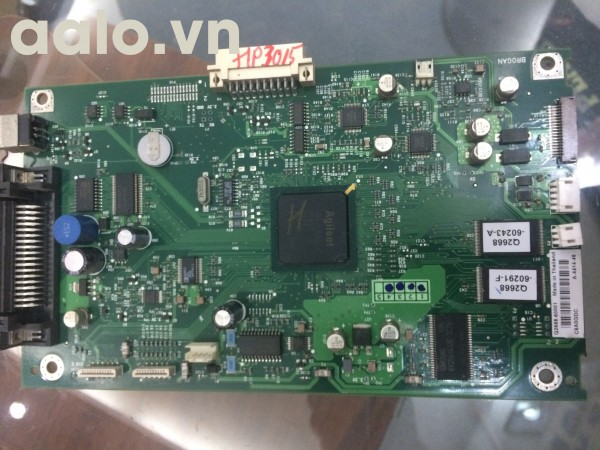 Card Formatter HP 3015