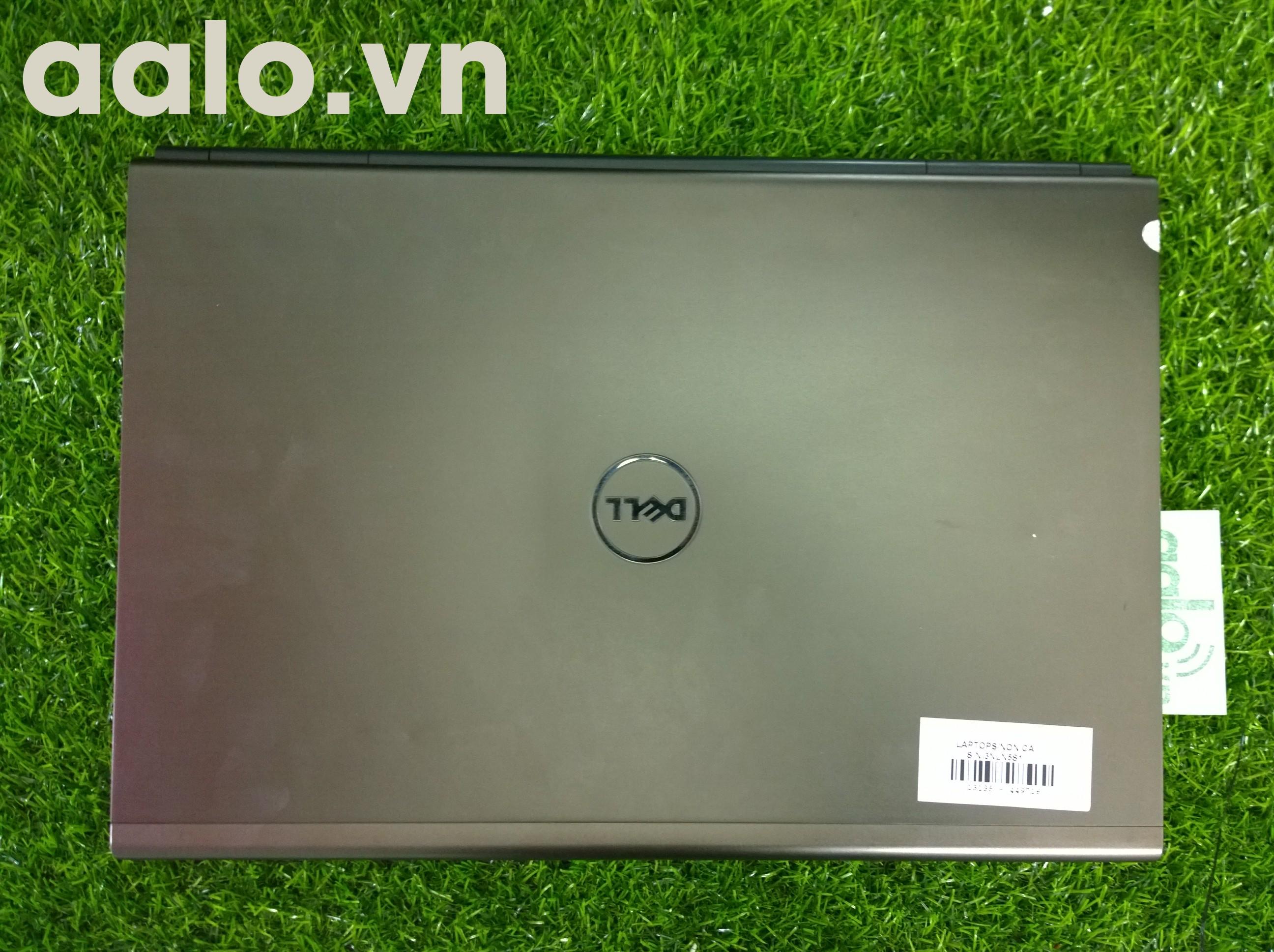 Laptop Dell Precision M4600 i7 Nvidia Quadro 1000M