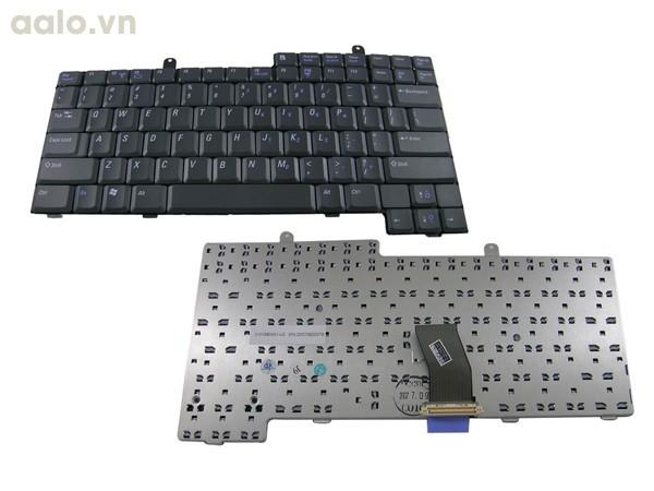 Bàn phím laptop Dell Latitude D600,D610,D500,D800,D505 ,Inspiron 8600,500M,600M,M60,8500,d810, M20 M70 610M - Keyboad Dell