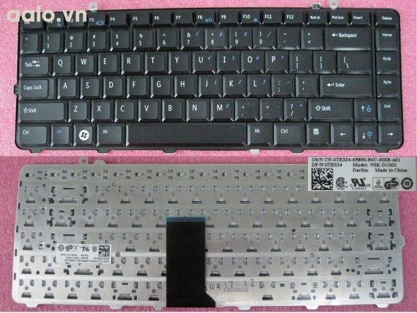 Bàn phím laptop Dell STUDIO 1535 1536 1537 1555 1557 1575 1435 - Keyboad Dell