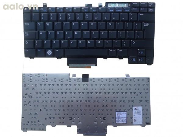 Bàn phím laptop Dell Latitude E5300 E5310 E5400 E5500 E5510 E5410 / Đen - Keyboad Dell