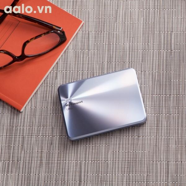 Ổ cứng di động WD My Passport Ultra Metal 1TB 2.5 inch USB 3.0 Bạc