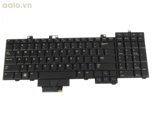 Bàn phím laptop Dell Precision M6500 - Keyboad Dell