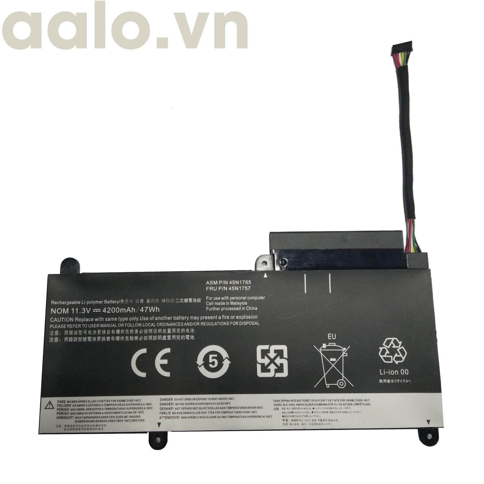 Pin Lenovo ThinkPad E450 E450C E460