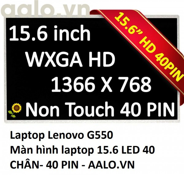 Màn hình Laptop Lenovo G550