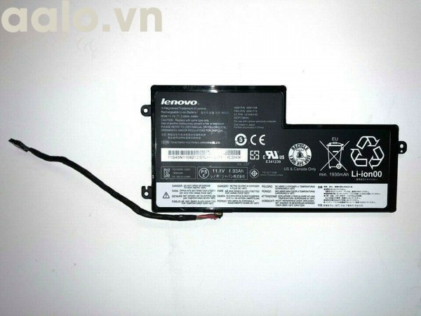 Pin laptop Lenovo ThinkPad X240 X240s
