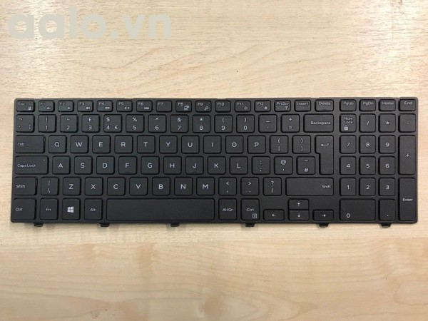 Bàn phím laptop Dell Inspiron 15 15-3558 3541 3542 3543 5000 5545 5547 UK Keyboard 0N3PXD N3PXD - Keyboad Dell