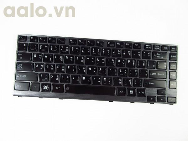Bàn phím laptop TOSHIBA M640 M645  - keyboard TOSHIBA