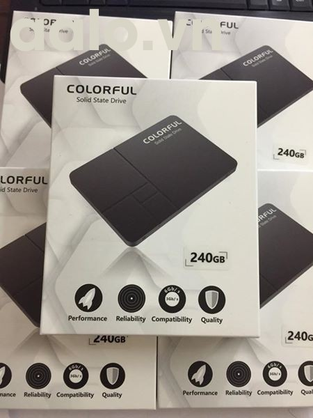 Ổ cứng SSD Colorful SL300 240GB