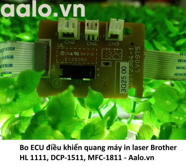 Bo ECU điều khiển quang máy in laser Brother HL 1111, DCP-1511, MFC-1811