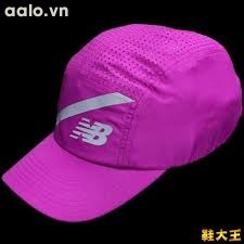 Mũ & Nón thể thao nữ New Balance NB ACC Acc Cap AAH53645AZA (Hồng)