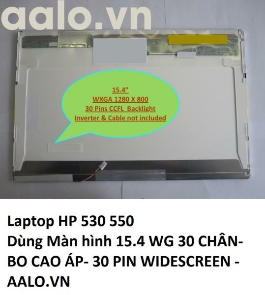 Màn hình laptop HP 530 550