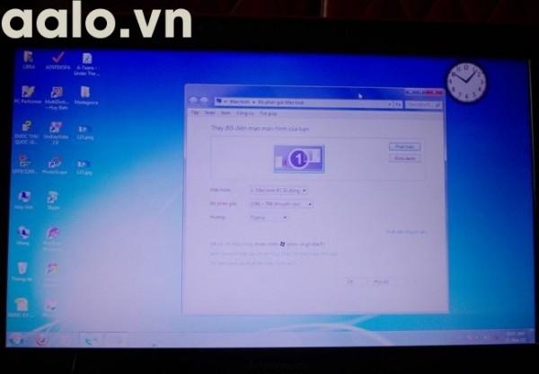 Hướng Dẫn Xử Lý Lỗi Màn Hình Laptop Bị Tối Mờ, Nhòe