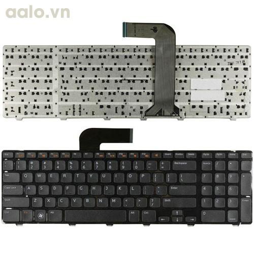 Bàn phím Laptop Dell N7110, V3750, 17R/ Màu đen - Keyboard Dell