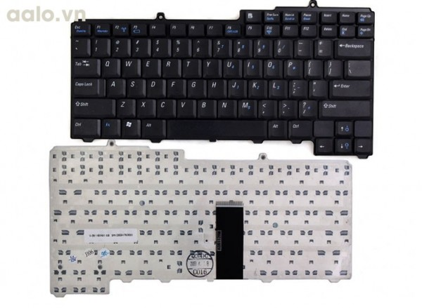 Bàn phím Laptop Dell Inspiron 1300 B120 B130 BN120 BN130 PP21L - Keyboard Dell