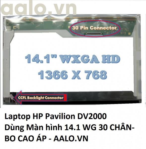 Màn hình laptop HP Pavilion DV2000