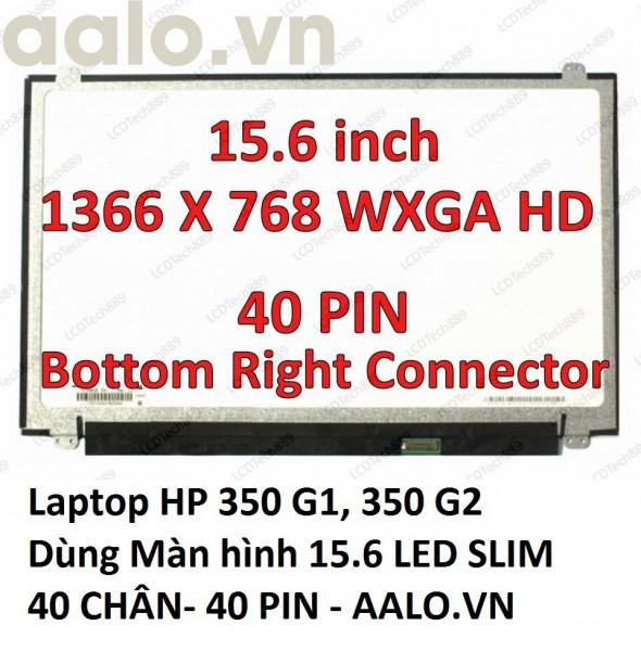 Màn hình laptop HP 350 G1, 350 G2