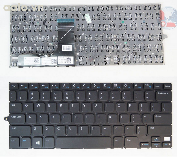Bàn phím Laptop Dell Inspiron 11 3147 3148 - Keyboard Dell