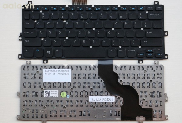 Bàn phím Laptop Dell Inspiron 11 3157 - Keyboard Dell