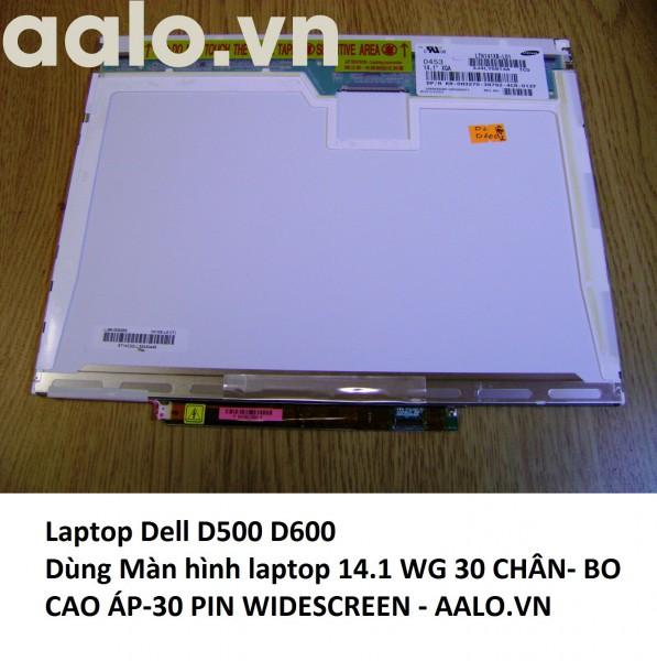 Màn hình laptop Dell D500 D600