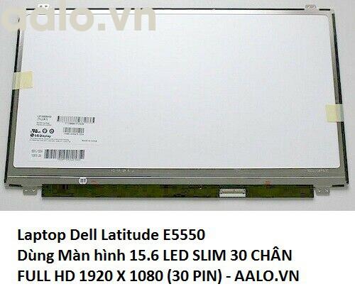 Màn hình laptop Dell Latitude E5550