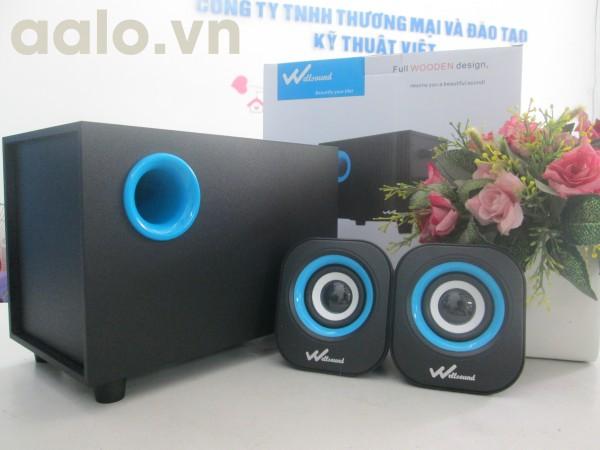 Loa máy tính 2.1 Wellsound W-88