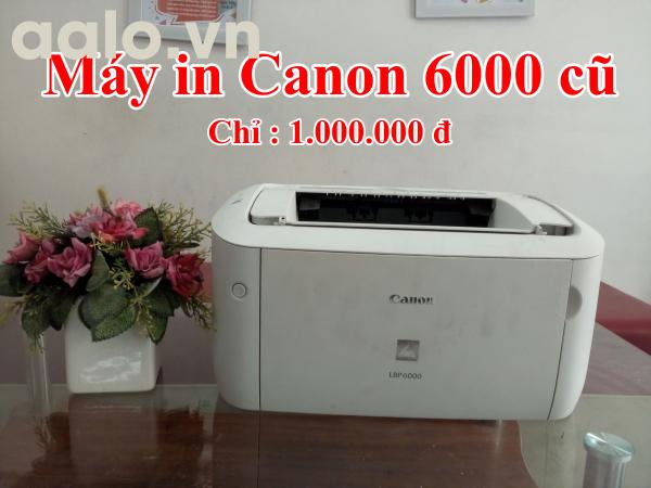 Máy in Canon 6000 (Cũ)