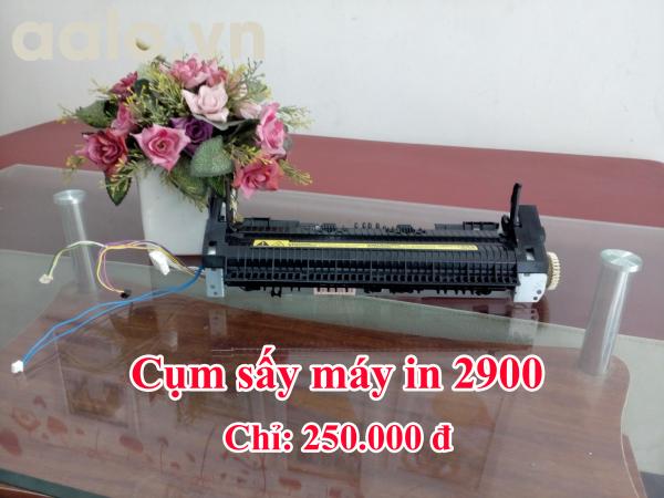 Cụm sấy máy in Canon 2900 3000 Hp1020