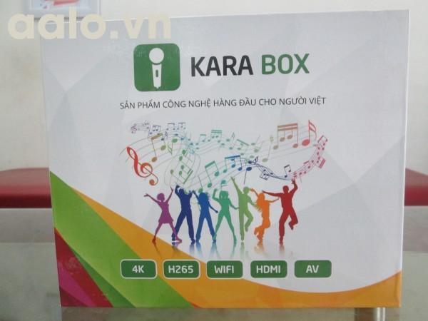 Android Box KARABOX K1 Miễn phí hát karaoke thỏa thích