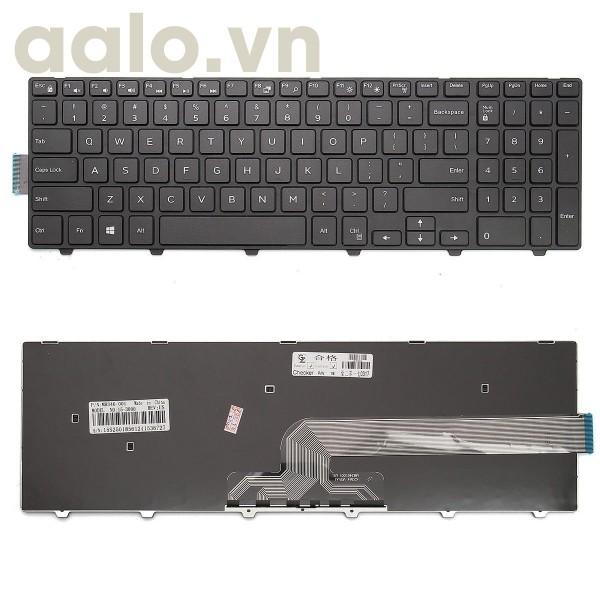 Bàn phím Laptop Dell Inspiron 3541