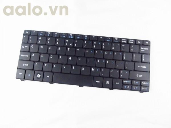 Bàn phím Laptop Acer Aspire One  D257