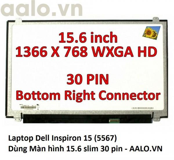 Màn hình laptop Dell Inspiron 15 (5567)