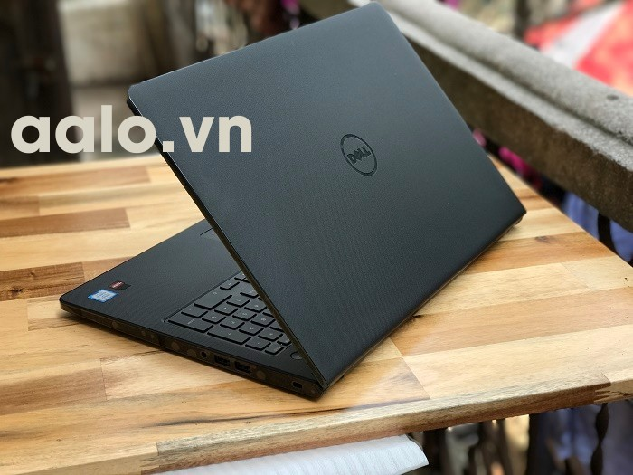 Laptop Dell 3567 chíp core i5 7200U RAM 4GB Ổ 500G AMD Radeon™ R5 M430 Graphics with 2GB DDR3 / Integrated Intel® HD Graphics 620