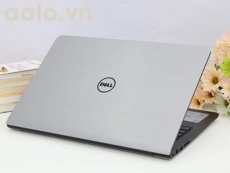 Laptop Dell 5548 chíp core i5 5200u RAM 4GB Ổ 500G AMD Radeon R7 M270
