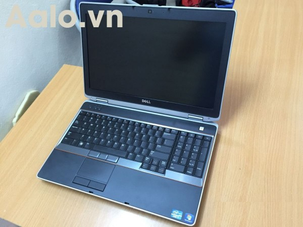 Laptop cũ Dell Latitude E6520 (Core i5 2520M, RAM 4GB, HDD 320GB, Nvidia NVS 4200M, 15.6 inch)