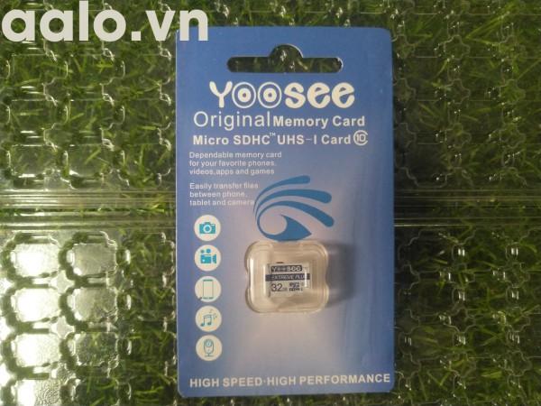Thẻ nhớ YOOSEE 32GB chuyên dụng camera