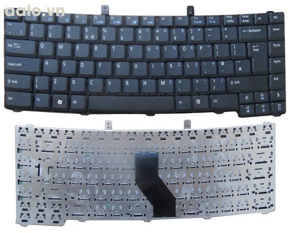 Bàn phím Laptop Acer TravelMate 2200 2400 2403 2700 3210 - Keyboard Acer