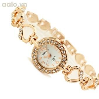 Đồng hồ Nữ dây Kim Loại BeWatch