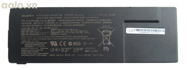 Pin Laptop Sony Vaio BPS 24 - Battery Sony